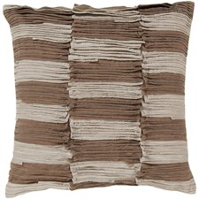 Rustic Ruffle Pillow