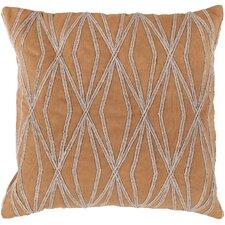 Daring Diamond Pillow