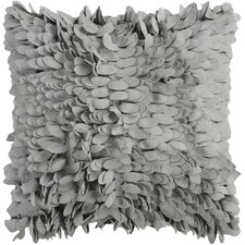 Ruffle and Frill Throw Pillow