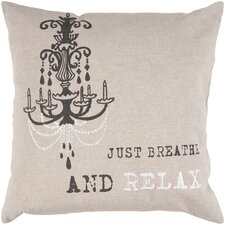 Charming Chandlier Pillow