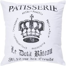 Crowned with Charm Pillow