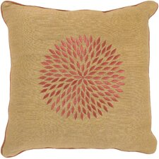 Splendid Sunburst Pillow