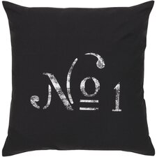 Number One Pillow