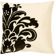 <strong>Surya</strong> Demure Damask Pillow