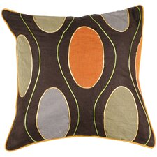 Opulent Oval Pillow