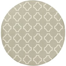 Fallon Winter Gray/Beige Area Rug