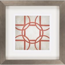 Classical Symmetry II by Vision Studio Framed Graphic Art