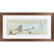 Woodland Respite III by Vision Studio Framed Graphic Art