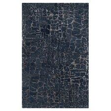 Banshee Sapphire Blue Area Rug