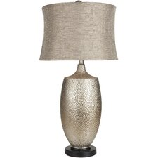 "Maclean 30"" H Table Lamp with Empire Shade"