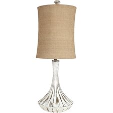 "Madison 34"" H Table Lamp with Empire Shade"