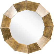 <strong>Surya</strong> Willow Decorative Mirror