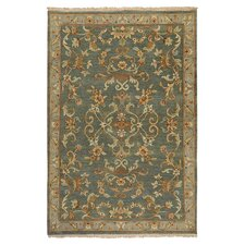 Babylon Teal Rug
