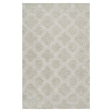 Mystique Palm Green Area Rug