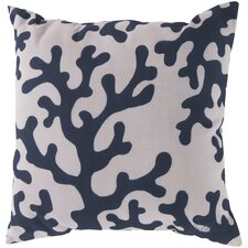 Charming Coral Pillow