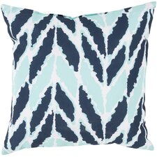 Uniquely Chevron Pillow