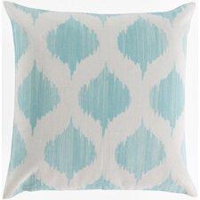 Exquisite in Ikat Throw Pillow