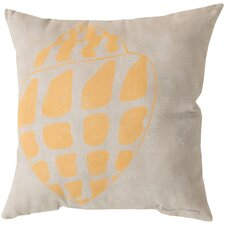 <strong>Surya</strong> Charming Conch Pillow