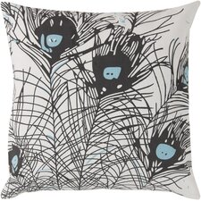 Perfect in Peacock Pillow