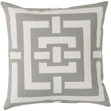 Charming Criss Cross Pillow