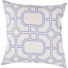 Smooth Lined Intersection Pillow