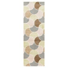 Lighthouse Parchment/Olive Gray Rug