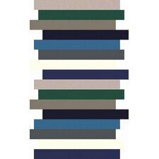 Geometrix Striped Area Rug