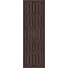Mystique Chocolate Area Rug