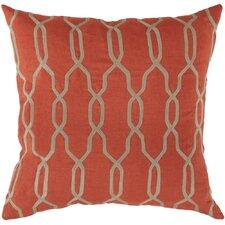 Glamorous Geometric Pillow