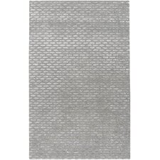 Atlantis Gray & Silver Area Rug
