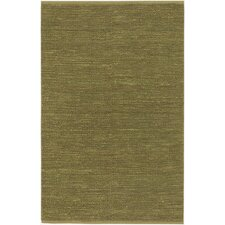 Continental Lime Green Rug