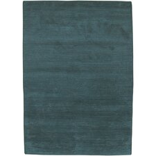 Mugal Teal Area Rug
