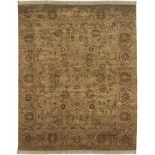 Taj Mahal Cream/Earth Tones Rug