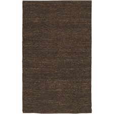 Continental Brown Area Rug