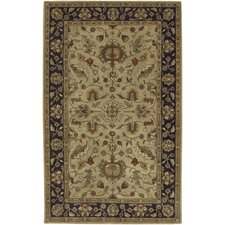 <strong>Surya</strong> Crowne Gold/Charcoal Rug