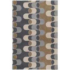 Dazzle Gray Blue/Brown Rug