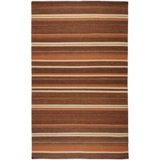 <strong>Surya</strong> Frontier Brown Multi Rug