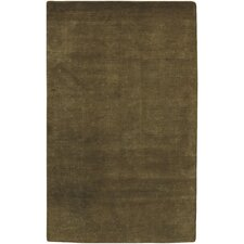 Mugal Olive Green Rug