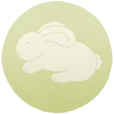 Playground Pale Green/White Kids Rug