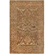 Scarborough Honey/Green Rug
