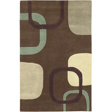 Stella Smith Chocolate Rug