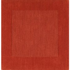 Mystique Red Orange Rug