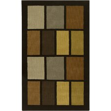 Loft Black/Brown Rug