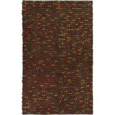 Autumn Brown Rug