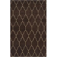 Gates Chocolate / Ivory Rug