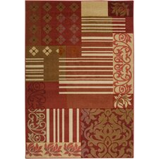 <strong>Surya</strong> Regal Craft Scarlet Rug