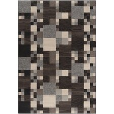 Sterling Checked Rug