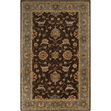 Ancient Treasures Espresso Rug