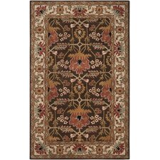 Aurora Golden Brown Rug
