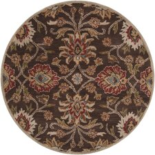 Caesar Chocolate/Brown Rug